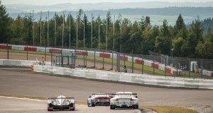 Toyota Hybrid Prototype, Aston martin Vantage, Manthey Porsche WEC 2015 Nürburgring