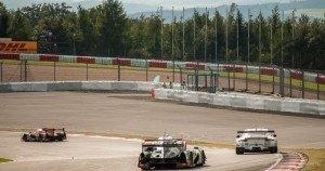 Prototypen und GT Fahrzeuge, Amateure und Profis am Nürburgring