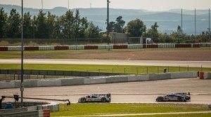 Porsche vs Toyota WEC 2015 Nürburgring