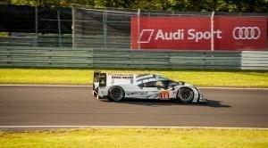 Porsche 919 Hybrid Nr 18 am Nürburgring