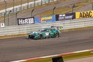 BLACK FALCON Mercedes- AMG GT3 - VLN Lauf 1 62. ADAC Westfalenfahrt