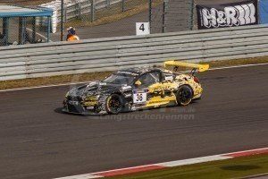 BMW M6 GT3 - Walkenhorst Motorsport powered by Dunlop