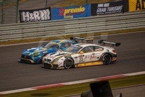 ROWE RACING BMW M6 GT3 - VLN Lauf 1 62. ADAC Westfalenfahrt