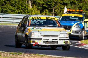 Opel Kadett TJ-Racing 2017 Finale
