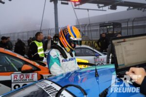 Klaus Bachler Falken Motorsport VLN9 2017