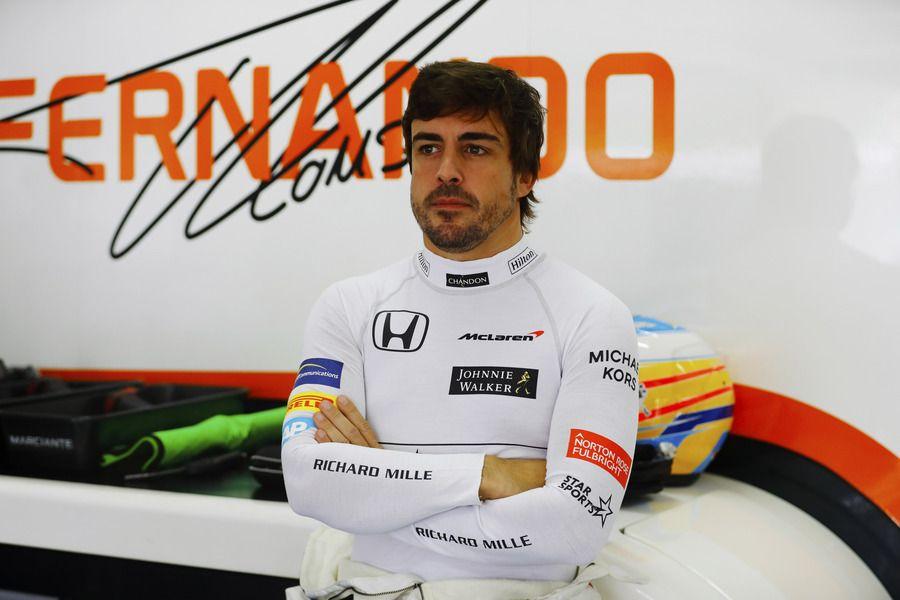 Alonso startet bei 24 Stunden von Daytona