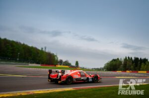 G-Drive Racing LMP2 WEC 6h Spa 2017