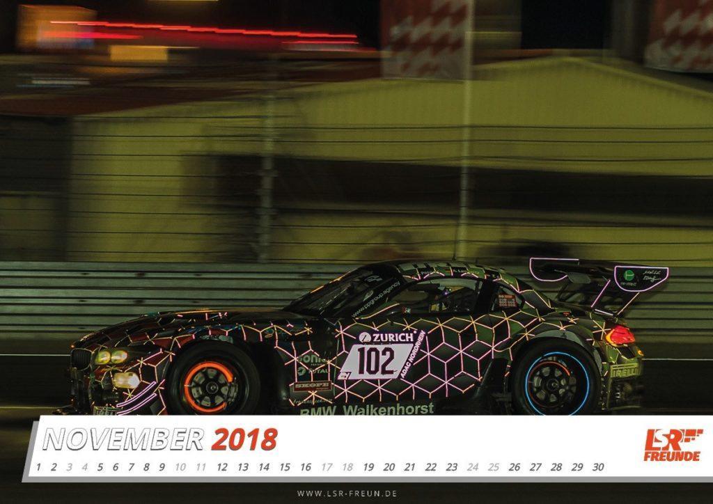 #N24h Fankalender 2018 November