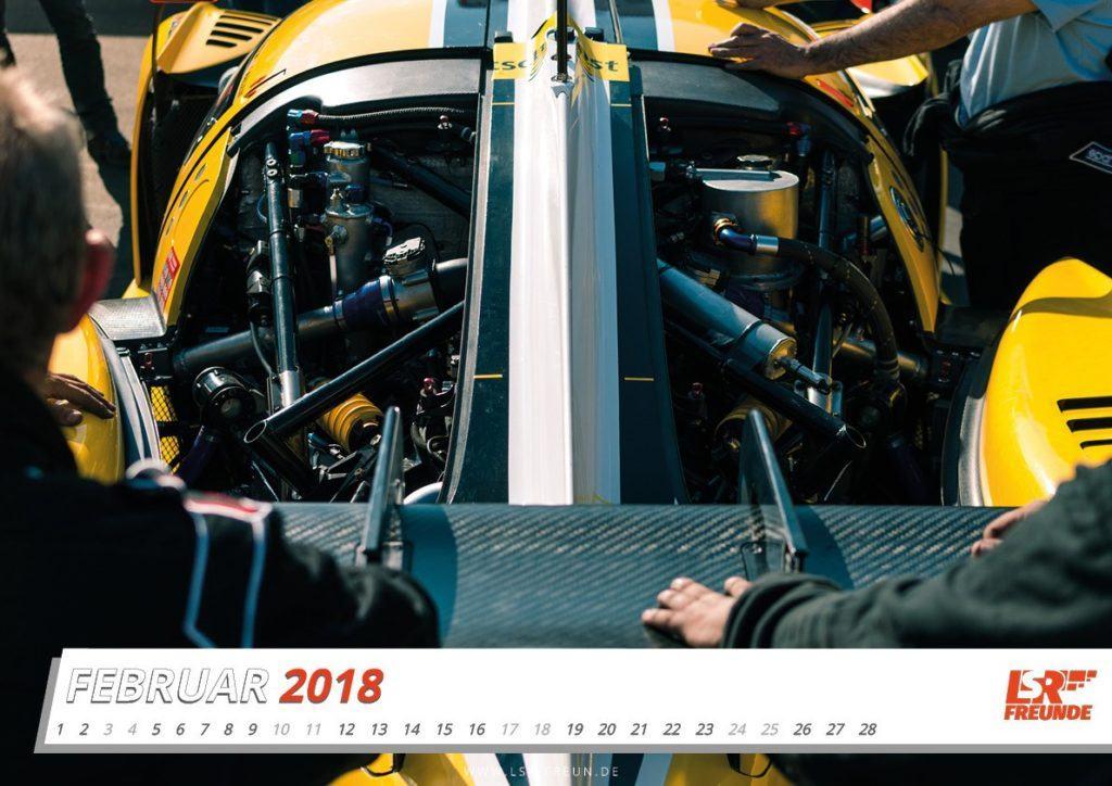 #N24h Fankalender 2018 Februar