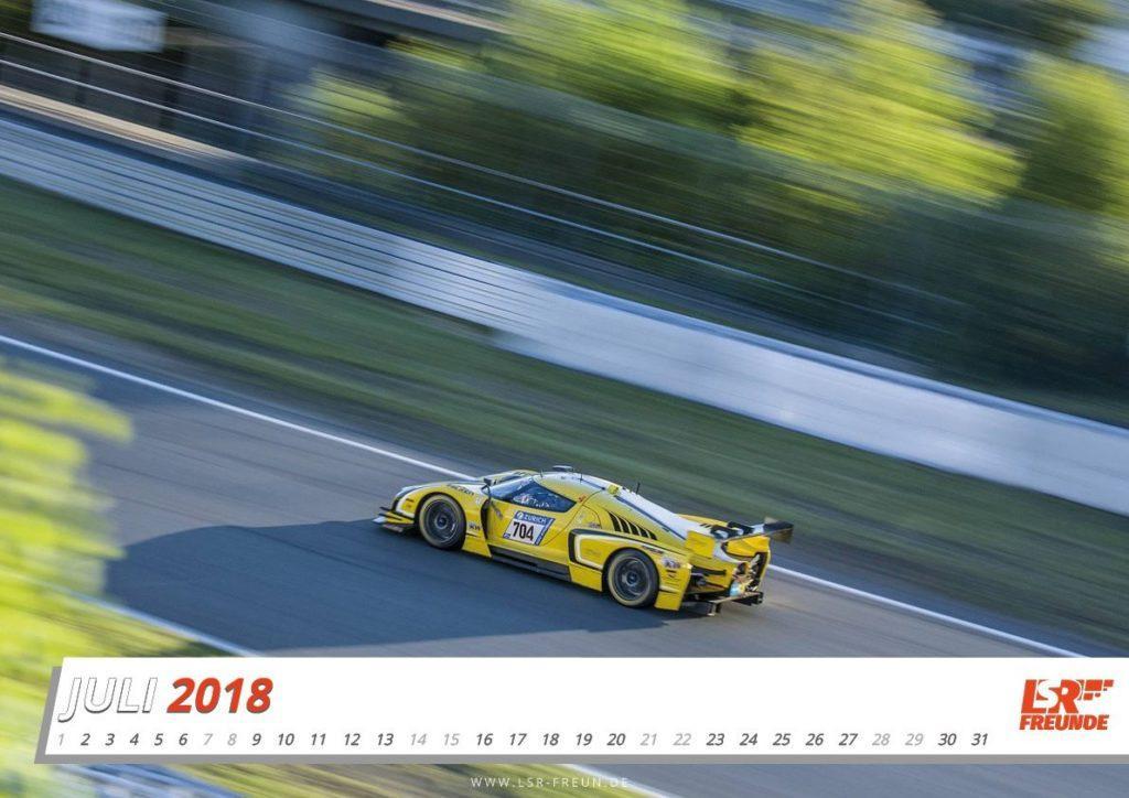 #N24h Fankalender 2018 Juli