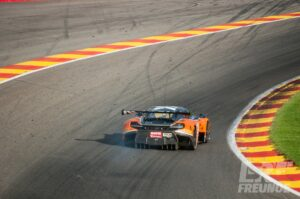 2017 24h Spa Francorchamps Blancpain GT Series Garage 59 McLaren 650S GT3