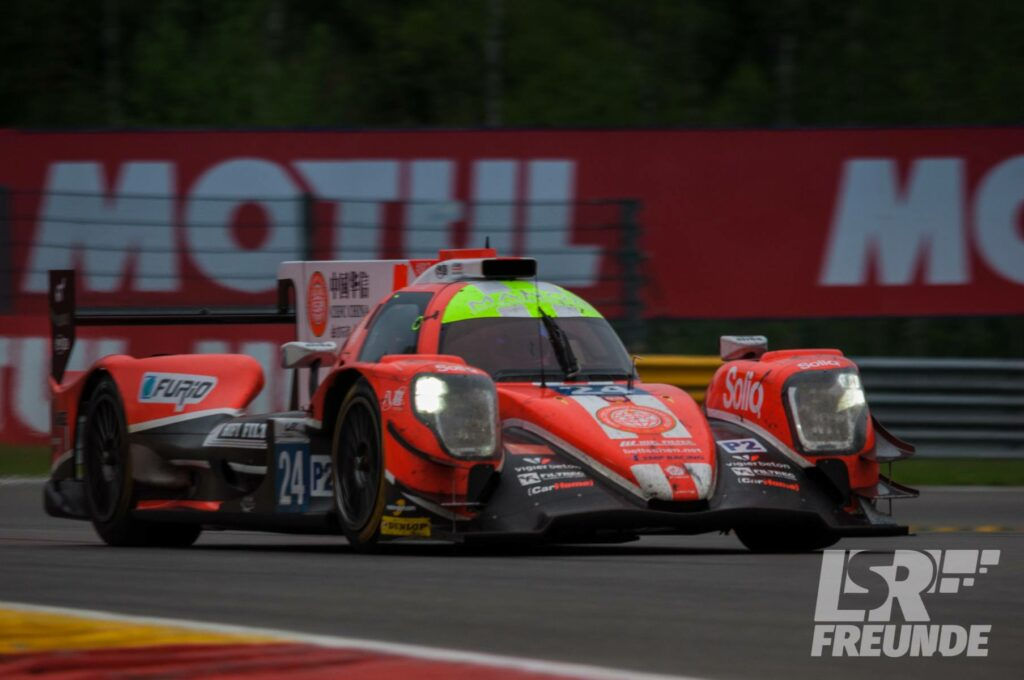 Manor Racing WEC 2017 Spa Francorchamps #24