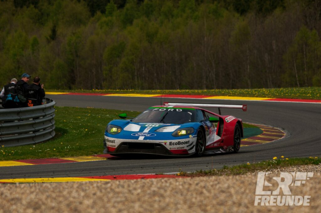 Ford GT Ganassi Racing Spa 2017 WEC