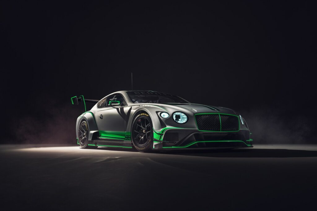 New Bentley Continental GT3 - 1