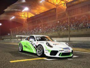 Raceunion Porsche 911 Cup 24h Series 24h Dubai