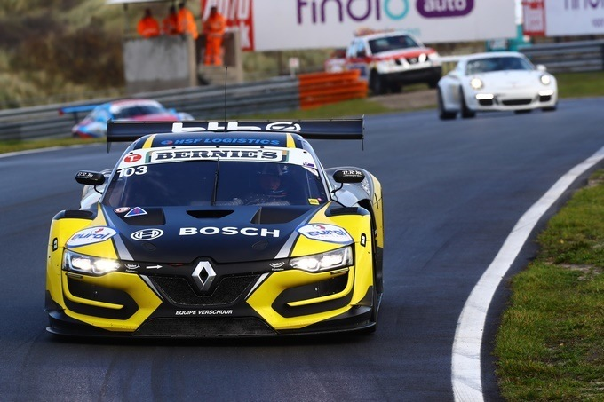 Renault RS01 Winter Endurance Kampioenschap 2017