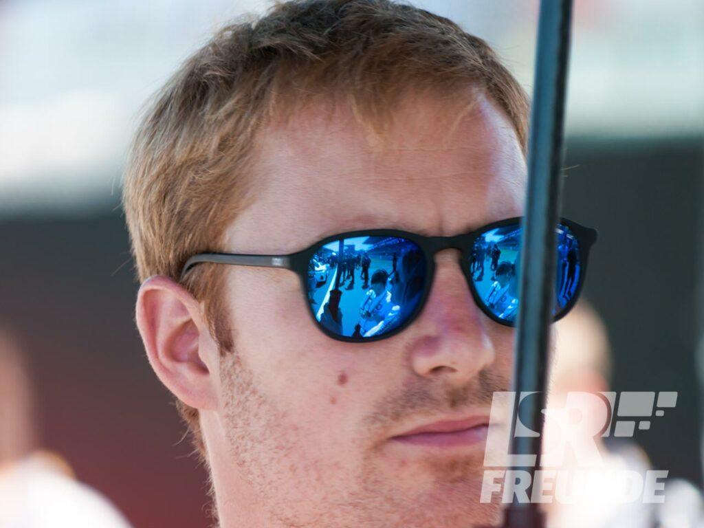 Maxime Martin BMW Motorsport ROWE Racing 24h-Rennen Nürburgring 2017