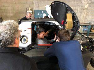twinbusch-lmp3 Probesitzen Ligier