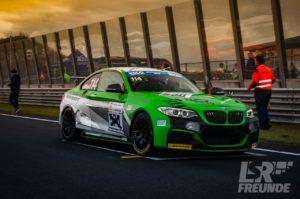Ehret Motorsport Zandvoort Neujahresrennen 2018 BMW M235i