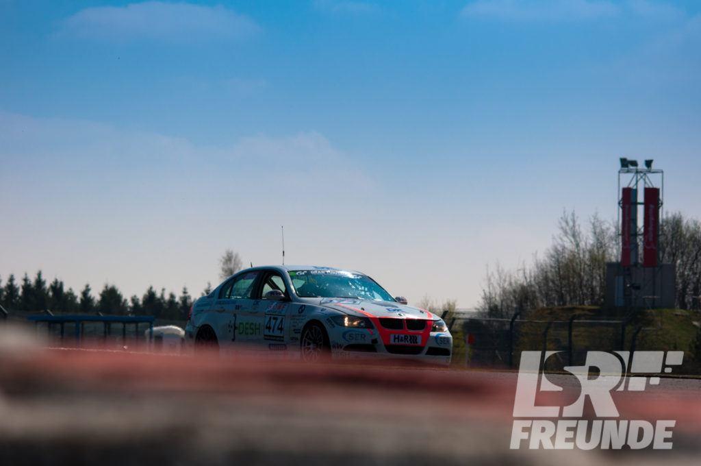 Derscheid Motorsport BMW E90 325i VLN 2 2017 42. DMV 4-Stunden-Rennen
