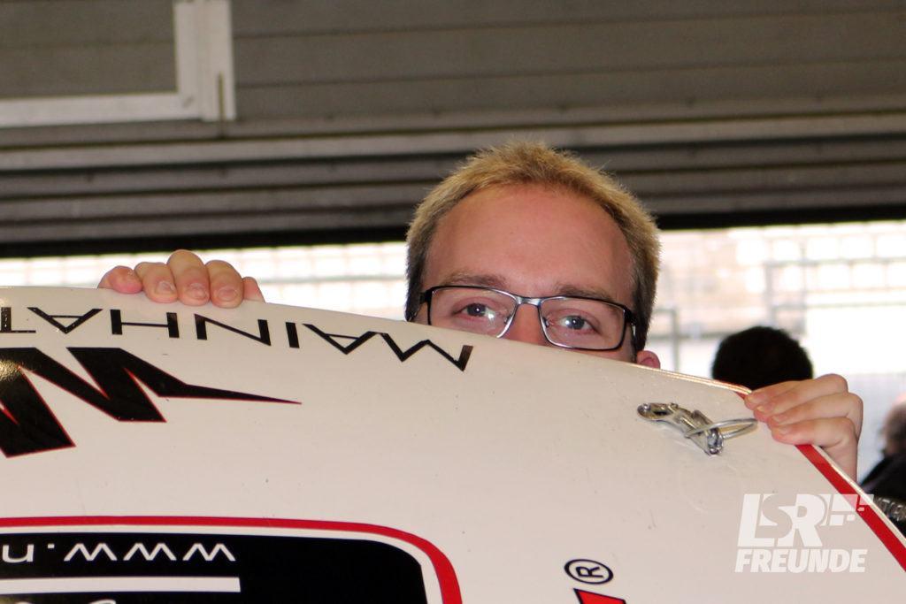 Christian Büllesbach - Adrenalin Motorsport VLN 2017