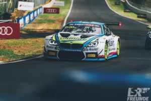 "Bathurst 12hr 2018 freies Training ""Laser"" BMW Team SRM BMW M6 GT3 #100"