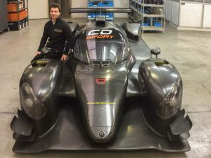 Laurents Hörr CD Sport LMP3 ELMS 2018