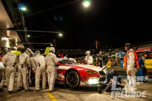 Schnitzer Motorsport ADAC Zurich 24h-Rennen 2017 - Nachtqualifying