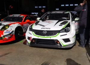 S.Pace Racing Astra TCR VLN 2018