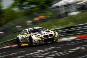 ROWE Racing BMW M6 GT3 ADAC Zurich 24h-Rennen 2017