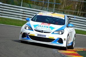 DMV NES 500 Lubner Motorsport Opel Atsra OPC Cup