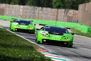 GRT Grasser Racing Team Lamborghini Huracán GT3 Blancpain GT Series Endurance Cup 2018 Monza