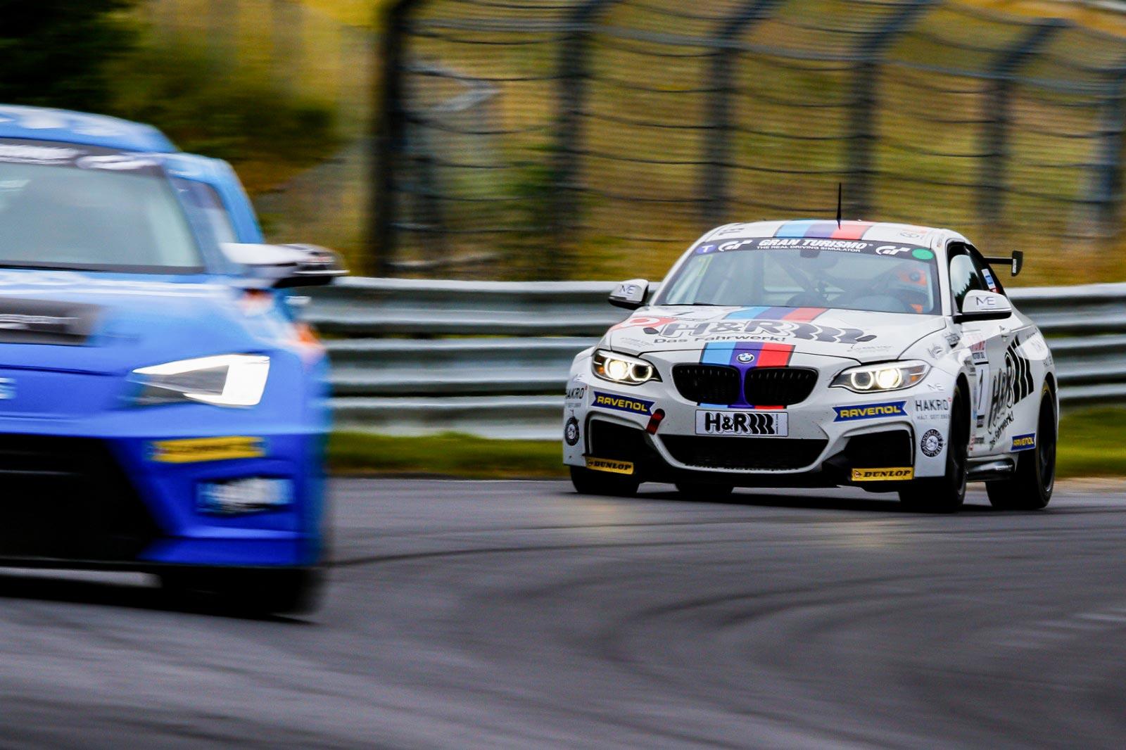Bonk-Motorsport BMW 235i Racing Cup #1