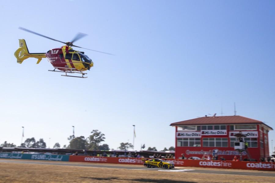 Holdsworth vs. Helikopter