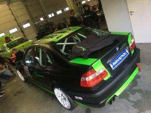 Ganser Motorsport BMW E46 325i