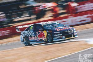 Shande van Gisbergen Red Bull Holden Racing Team #97 Virgin Supercars Series