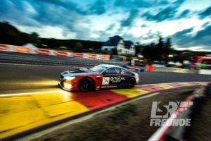 Walkenhorst Motorsport BMW M6 GT3 #34 Blancpain GT Series TOTAL 24h von Spa 2018
