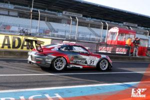 Aimpoint Porsche GT3-Cup