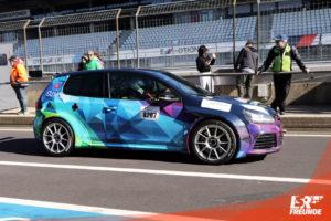 David Schneider CU Motorsport