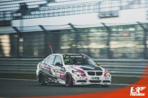 Spead Beat Motorsport BMW 325i VLN1 2017