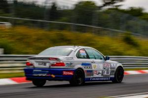 VLN3 2018 Oepen Motorsport BMW 325i E46 Nürburgring Nordschleife