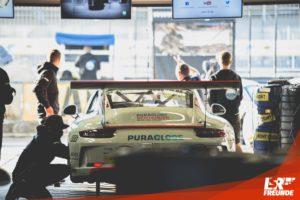Four Motors Bioconcept Car Porsche 911 GT3 Cup in der Box
