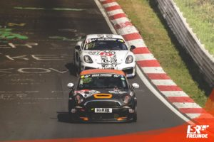 Racing4Emotion BMW Mini Coupe VLN6 2018