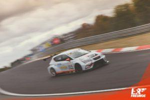 mathilda Racing Cupra Leon TCR #806 VLN 7 2018