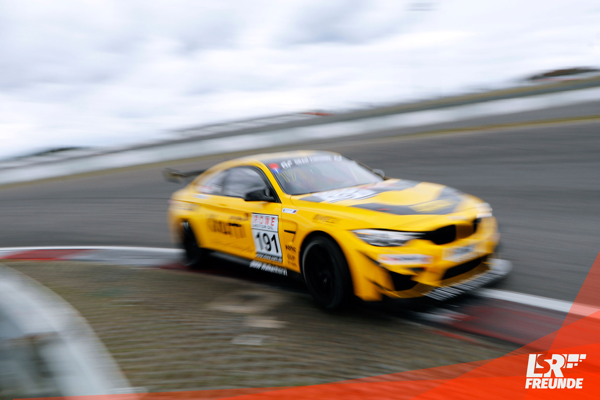 BMW M4 GT4 Walkenhorst