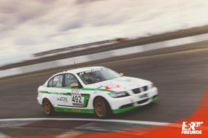 Manheller Racing BMW E90 #482 VLN 7 2018