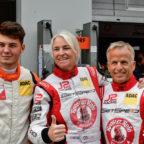 Fabian Schiller, Janine Hill, John Shoffner
