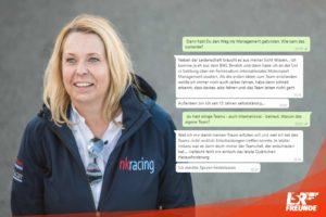 Nicole Kösters nk-racing WhatsApp-Interview