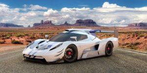 SCG 007 Le Mans Vorstellung Konzept 2018