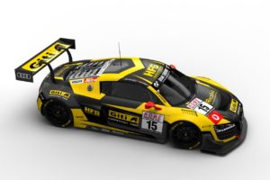 Racing Engineers Giti Tire Audi R8 LMS